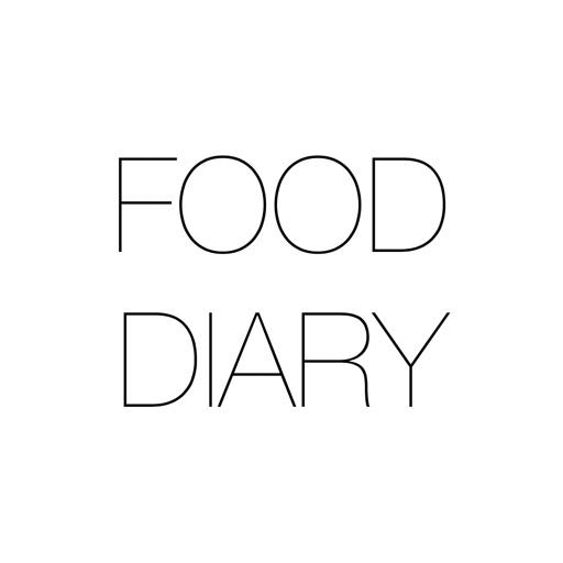 Food Diary - Photo & Story