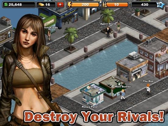 Crime City HD screenshot
