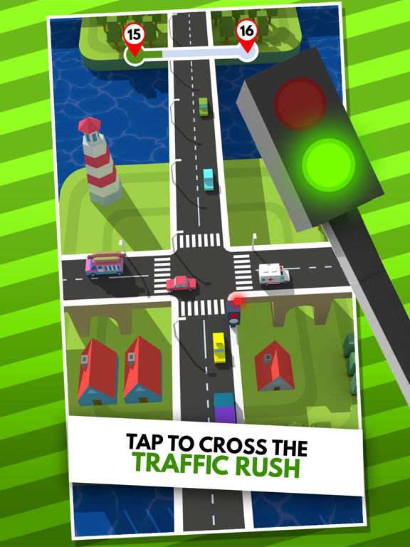 Traffic Rush 3D screenshot 6