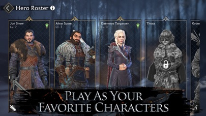 Game of Thrones Beyond… screenshot 6