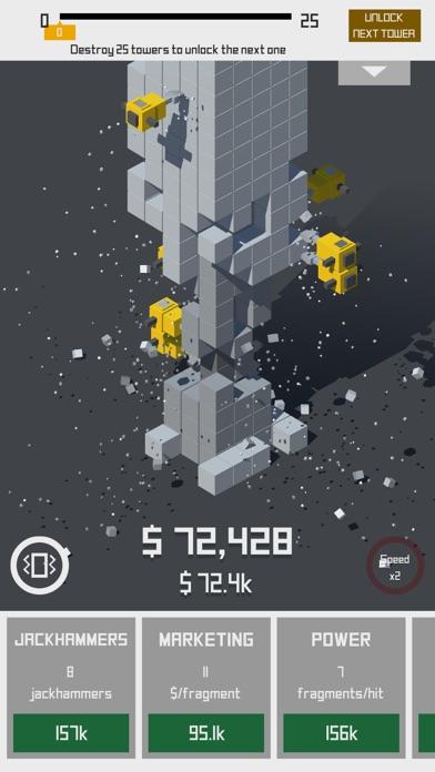 Screenshot for Jackhammer Tower in Australia App Store