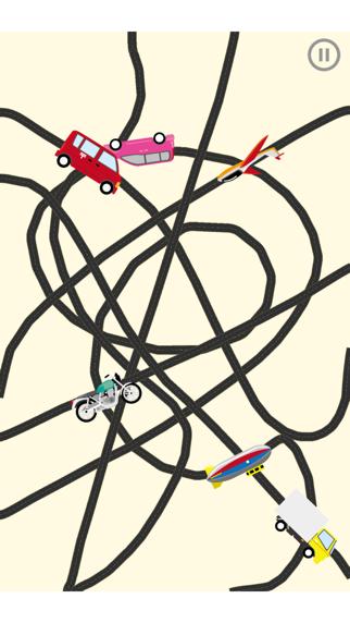 なぞってぶーぶー! - 電車や車を走らせて遊ぼうのおすすめ画像2