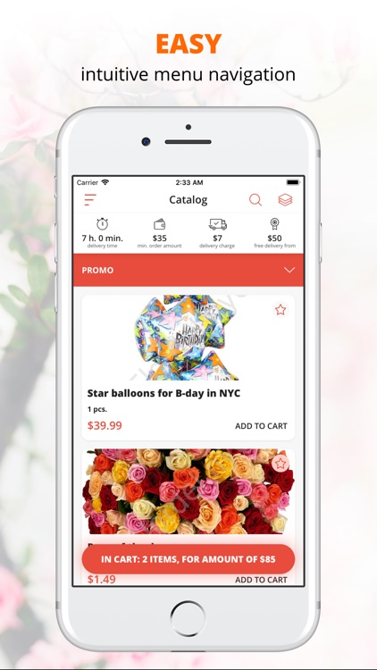 Flower delivery NYC | New York