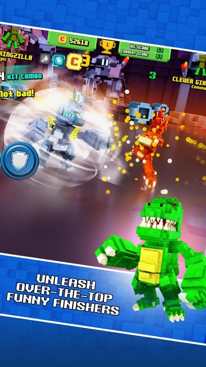 Super Pixel Heroes screenshot-5