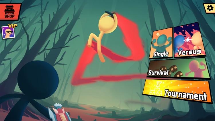 Stickman Fight Battle screenshot-5