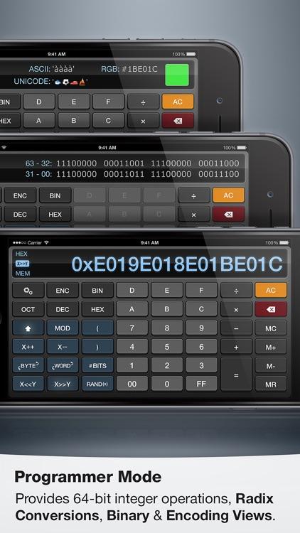 Sci:Pro Calculator screenshot-3