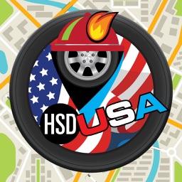 Hot Spots USA