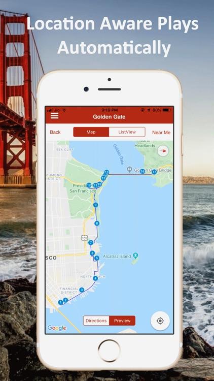 Golden Gate Bridge SF Tour screenshot-4