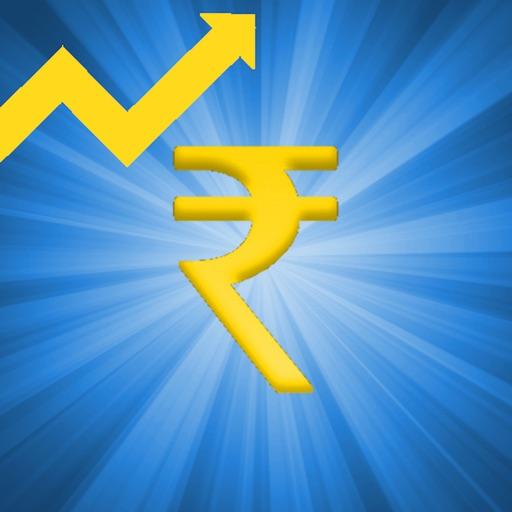 Rupee Exchange Rates & Trend iOS App