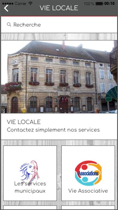 Saulieu Screenshot