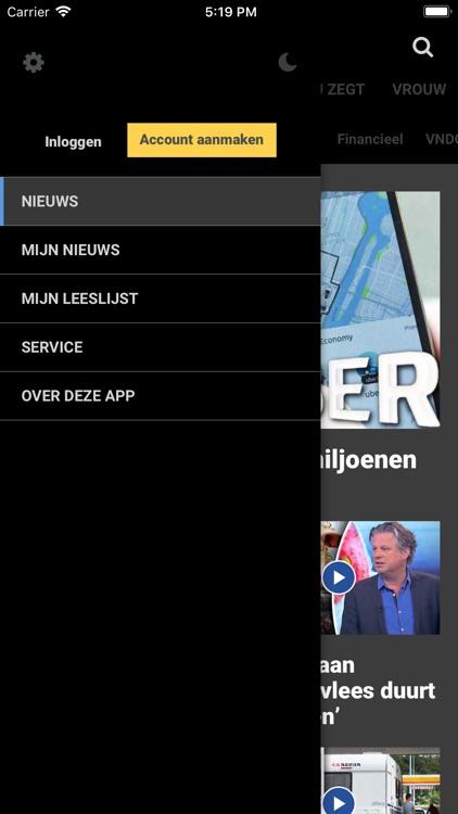 De Telegraaf nieuws screenshot-3