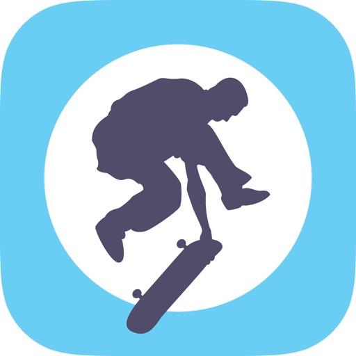 Skateboard Wallpapers & Themes iOS App