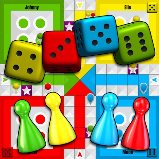 Ludo Dice Club Game