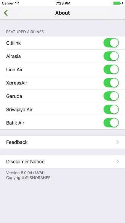 Indonesia Flight+ screenshot-3