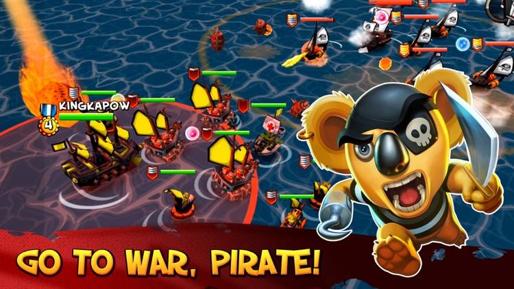 Tropical Wars - Pirate Battles screenshot-0