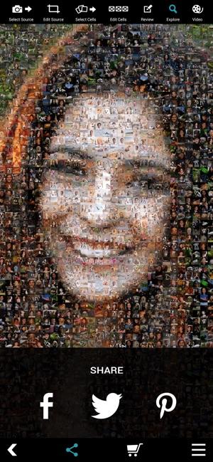 Pro Photo Mosaic Creator on the App Store