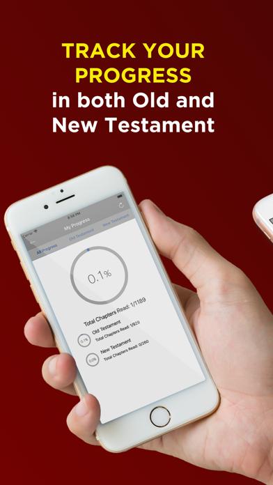 KJV Bible Offline - Audio KJVのおすすめ画像2