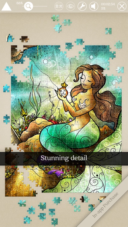 Jigsaw Puzzles for Adults - M2 screenshot-3