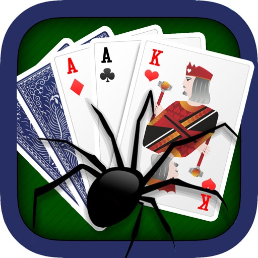 Spider Solitaires Card icon