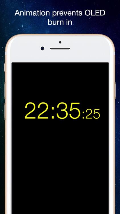 OLED Clock screenshot-0