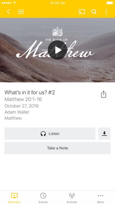 点击获取GraceLife London Church App