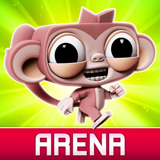 Dare the Monkey: Arena