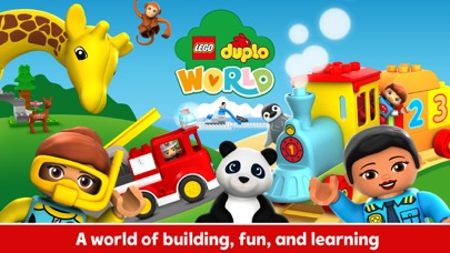 LEGO® DUPLO® WORLD screenshot 1