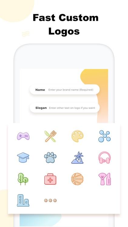 Logo Maker – Brand Logo Design screenshot-6