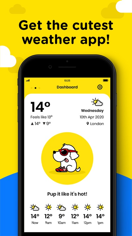 Cats & Dogs Weather screenshot-0