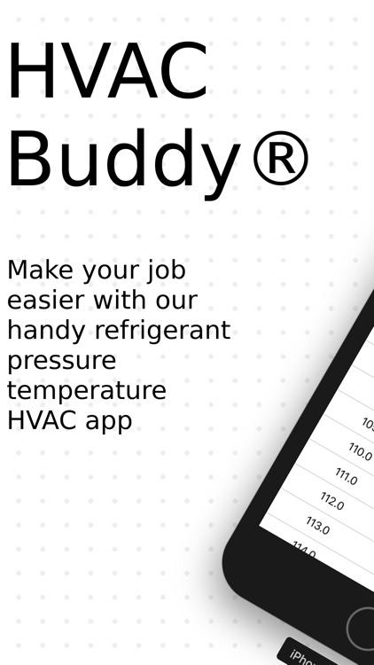 HVAC Buddy® Press Temp