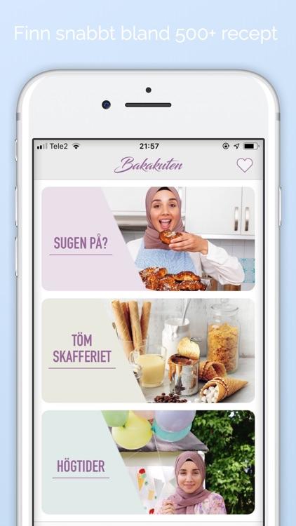 Bake in a hurry- Camilla Hamid