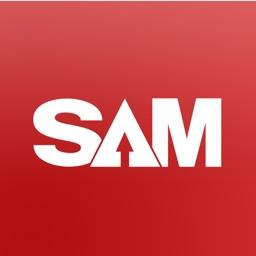 SAM Mobile App