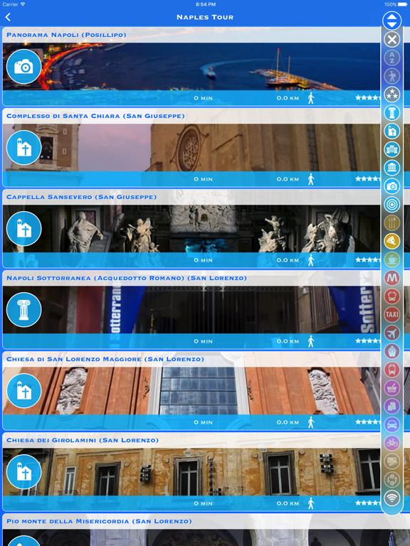 Screenshot #5 pour Naples Tour Lite