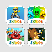 SKIDOS For 9,10,11+ Year Old Kids, Girls, Boys.Cool Math, Coding Games: Fun Learning!
