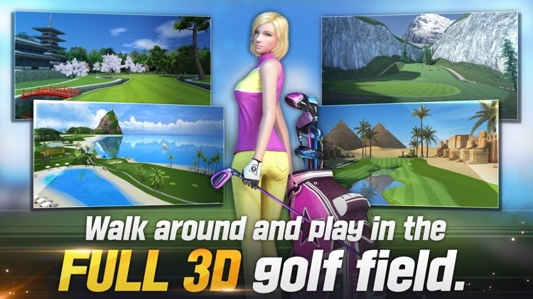 Golf Star™ screenshot-0