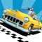 App Icon for Crazy Taxi City Rush App in Portugal IOS App Store
