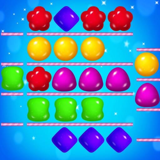 Jelly Swipe Puzzle