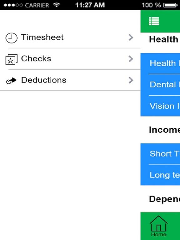Benefits On demand screenshot #5