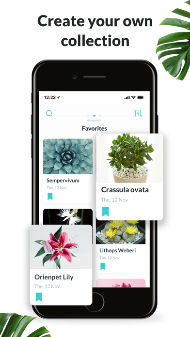 Plantyx - Plant Identification Screenshot