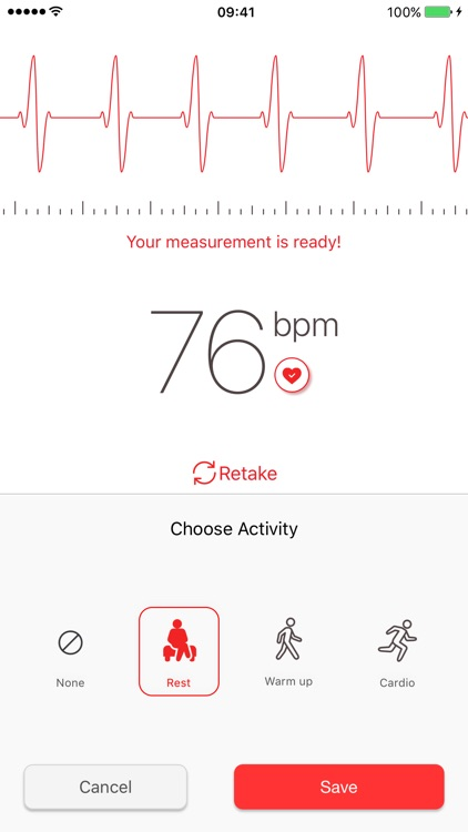 Cardiograph screenshot-1