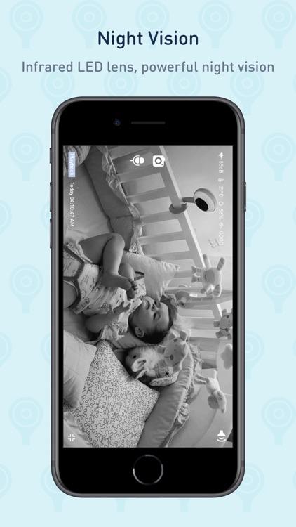Lollipop- smart baby monitor screenshot-3