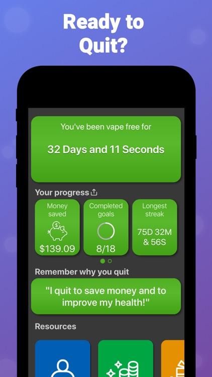 Quit Vaping screenshot-0