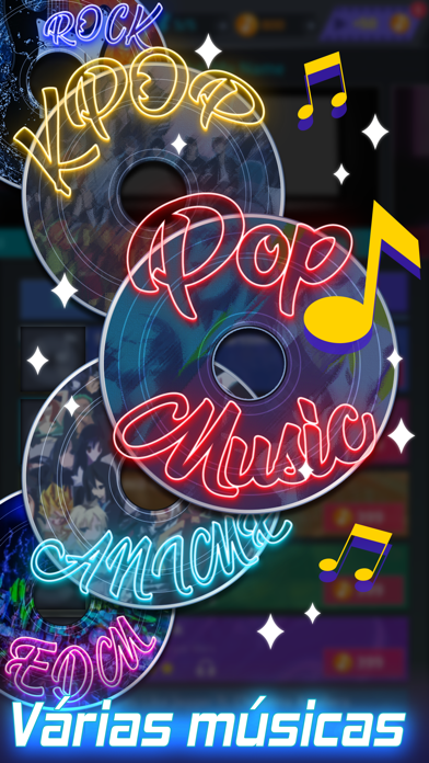 Screenshot for Tap Tap Music-Pop Songs in Portugal App Store