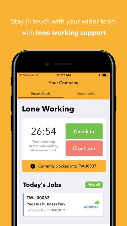 Work Wallet screenshot-4