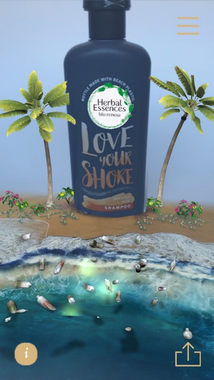 Herbal Essences AR Experience screenshot-4