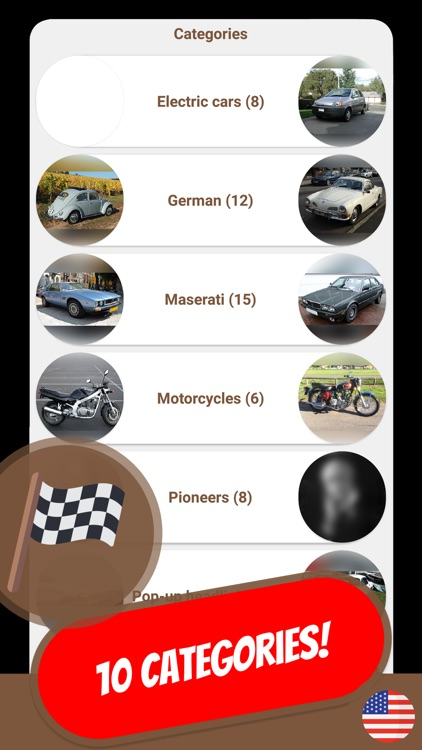 CLASSIC CAR & RETRO Quiz