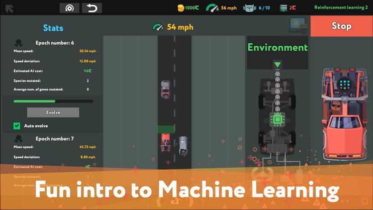 while True: learn() screenshot-7