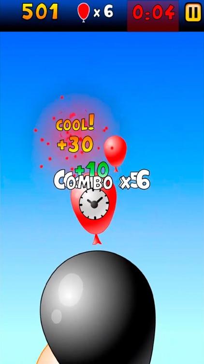 Tap Pop Balloon - Combo Party screenshot-7
