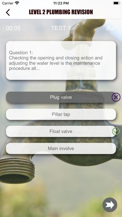 Level 2 Plumbing Revision Aid screenshot 6