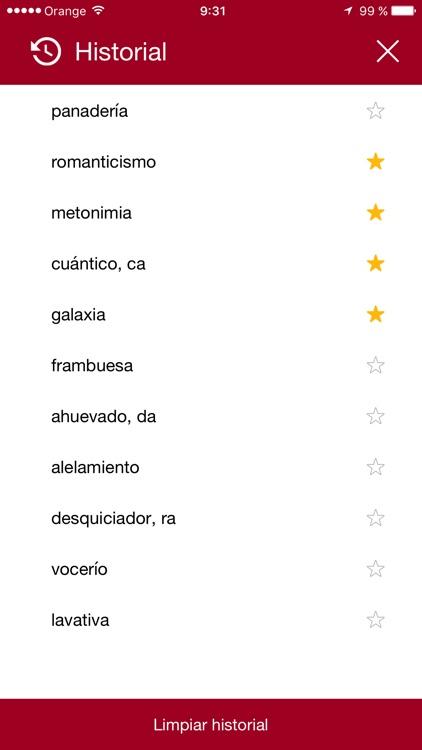 Diccionario del estudiante screenshot-4